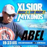 ABEL'S XLSIOR MYKONOS 15' PODCAST