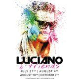 Guti (Live) @ Destino Ibiza - 18 August 2016