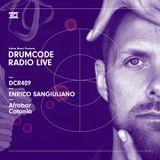 DCR409 - Drumcode Radio Live - Enrico Sangiuliano live from Afrobar, Catania