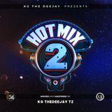 HOT MIX VOL 2 KG THE DJ