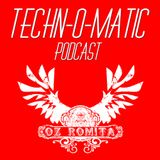 Oz Romita - Techn-0-Matic Podcast #27