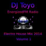 DJ Toyo - EnergizedFM Radio Electro House Mix 2014 - Volume 01
