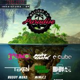 E-Cube Live at Welcome To Paradise - 12.07.14