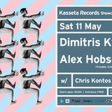Chris Kontos - Kasseta record showcase @ six dogs