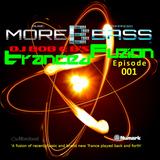 DJ Bob E B's Tranced Fuzion Ep 001 - MoreBass.com (Aired 28-07-16)