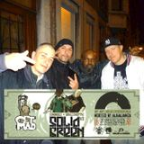 SOLID vs GREEN (ft SPARKII SKI, London) - GET MAD live- @ Les Fous D'en Face (Liège) - Part 3-