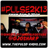 The Monday Night Mashout featuring @djosharp & @therealkooture
