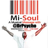M-SOUL's MUSICAL MASSAGE w/ @DRPSYCHO - AUG 7TH