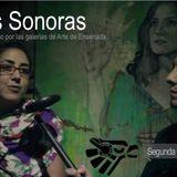 Visitas sonoras / Galería 184 / Variaciones -  de Gerardo Montiel Klint