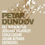 Petar Dundov Live @ BergWacht&200 Klubkomm Klubnacht Artheater Cologne August 2014