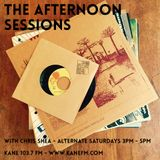 KFMP: The Afternoon Sessions with Chris Shea - Kane 103.7 FM - 10/11/2018