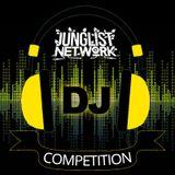 DJ Hundread Mix for Junglist Network DJ Comp 2019 Round 2