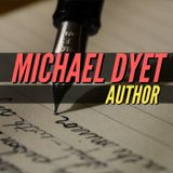 Michael Dyet Author of Hunting Muskie Rites of Passage - Stories by Michael Robert Dyet