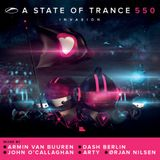 A State Of Trance 550 - Mixed by John O'Callaghan