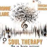 Soul Therapy the In-House Sessions September 28th 2017
