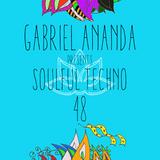 Gabriel Ananda - Gabriel Ananda Presents Soulful Techno 48