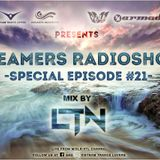 Dreamers Radioshow - Episode 021 with LTN