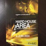 HArd House AREA 5 mix Session - Banging Mark