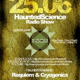 guest mix Haunted Science radioshow 25.06.2012