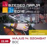 BOC @ Szeged Borfeszt 2016, Rongykocsma Stage 14MAY2016