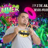 DJ Xquizit live at SummerFest CUU 2017