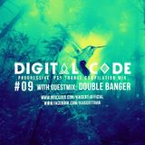 DIGITAL CODE & guest mix DOUBLE BANGER - Psy Trance Compilation - Episode 09