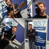 Russell Hill's Country Music Show on Express FM feat. Ryan Greaves + Jimmie Chills. 27/11/16