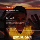 Podcast #003 mIXone Radio FM - SERGIO ALMADA - #PROGRESSIVE-HOUSE