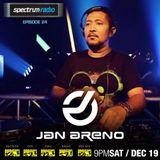 Spectrum Radio - 24 - Jan Areno