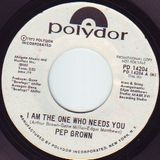 I'm the one who loves you - 70s, modern and crossover soul