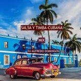 SALSA CUBANA-AGUA PA' TI-#101-MIX-2017