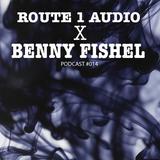 Route 1 Audio Podcast #014 [Benny Fishel]