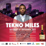 The Wave With Tekno Miles [Official Mixtape]