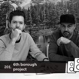 Soundwall Podcast #201: 6th Borough Project