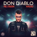 Don Diablo : Hexagon Radio Episode 261