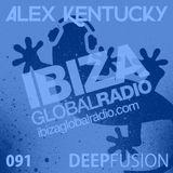 091.DEEPFUSION @ IBIZAGLOBALRADIO (Alex Kentucky) 27/06/17