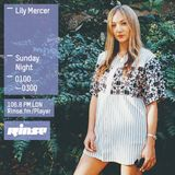 The Lily Mercer Show | Rinse FM | September 20th 2015