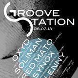 Dj Set 08.03.13 - Groove Station #4 @ OPA Bastille (Paris)