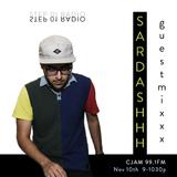 guest mix  :  SARDASHHH  :  11.10.16
