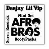 Mini Set AfrO BrO's BootyPacks