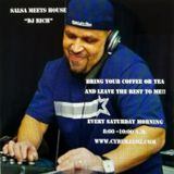 Live salsa mix on www.cyberjamz.com DJ Rich 1-5-19.