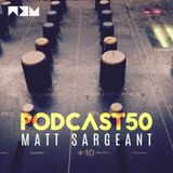 ND Podcast 50 - Matt Sargeant - NDV