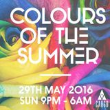 Colours of summer (R&B,Dance) Promo Mix (2016)
