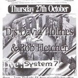 System 7 LIVE at Herbal Tea Party (Manchester - UK) - 27 October 1994