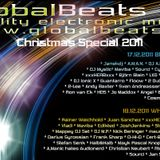 X-mas Special @ GlobalBeats.fm on the Blue Channel