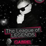 Gabriel live @ Cosmo Club Sofia 29-03-2013