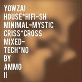 AMMO DJ MIX FEBRUARY 2019 I YOWZA!-II