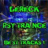 Serge Dereck Dj Dereck D-REK DREC Best Of New Tracks Psy Trance