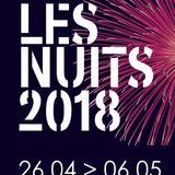 Sterrenplaten 20 April 2018 - Les Nuits Botanique 2018