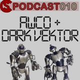 CS Podcast 010 - Awko & Dark Vector
